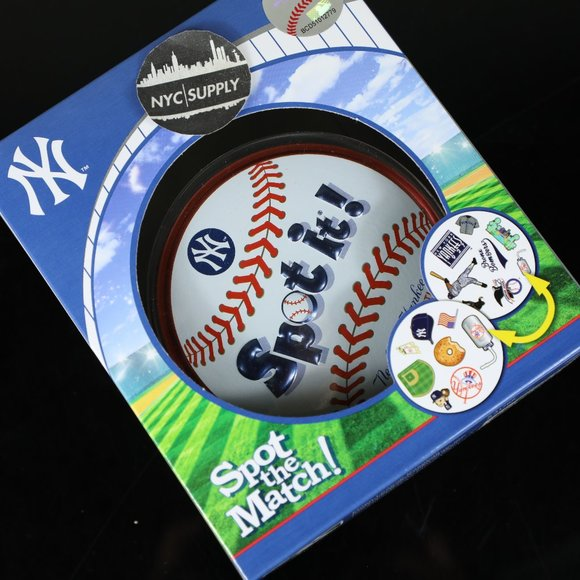 New York Yankees MLB Spot It Spot The Match